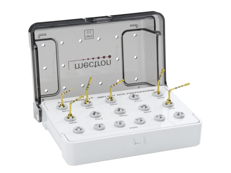 Mectron Piezosurgery Implant prep kit