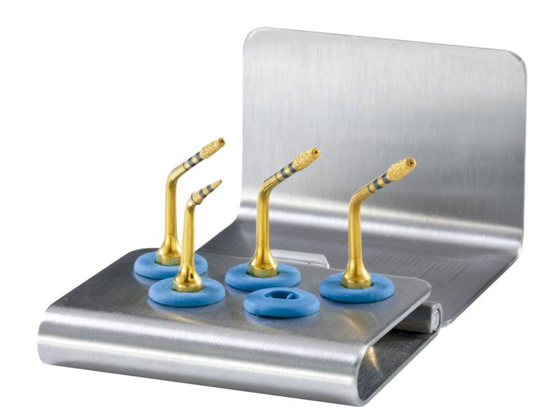 Mectron PiezoSurgery Touch Mini implant prep kit